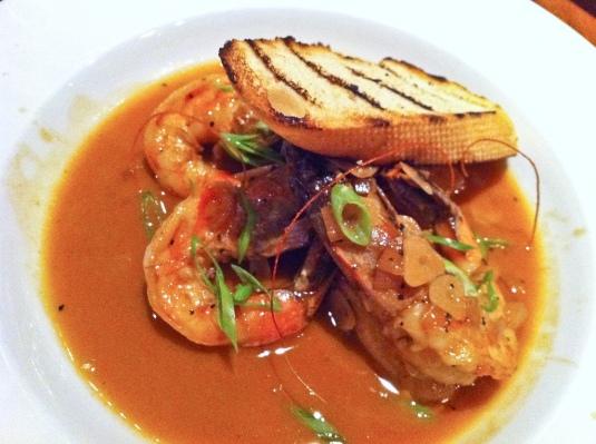 Shrimp Orleans