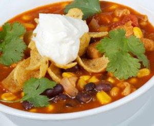 Southern Style Taco Soup
