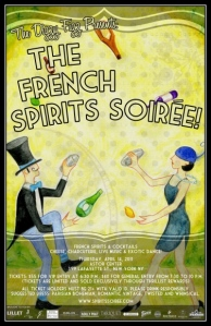 The French Spirit Soiree
