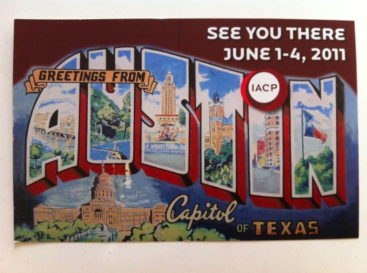 IACP Conference 2011 Austin TX
