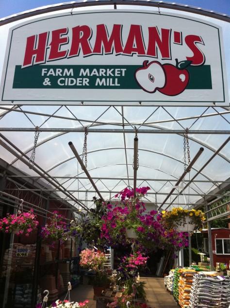 Herman's Farm Market & Cider Mill