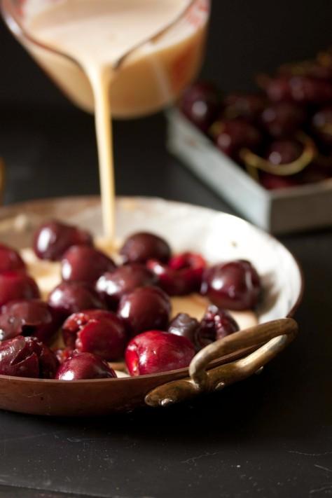 Cherry Clafouti