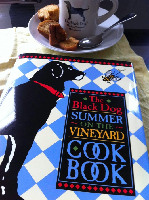 The Black Dog Summer Vineyard Cookbook