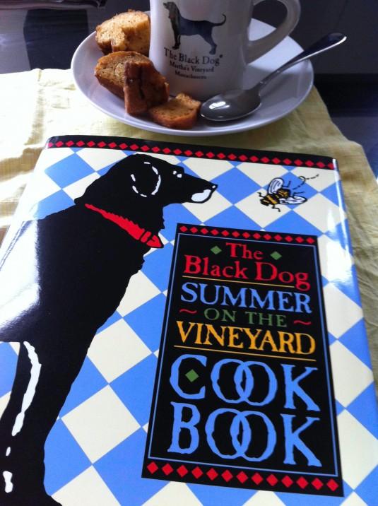 The Black Dog Summer Vineyard Cookbook