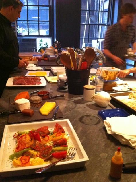 Tasting Table Test Kitchen