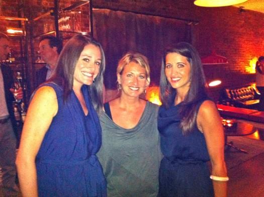 Rachel, Kristen and Megan