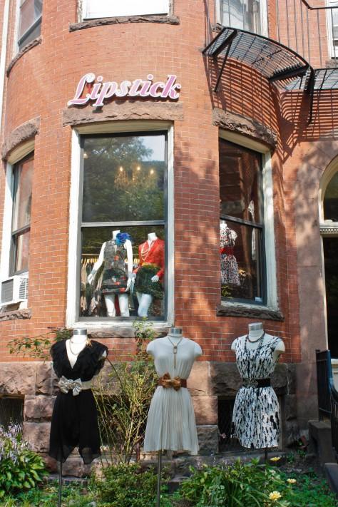 Shop in Back Bay, Boston