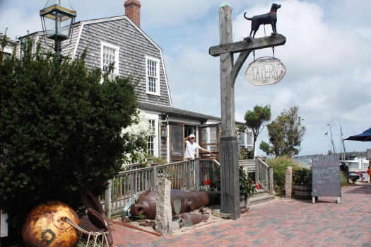 The Black Dog Tavern, Martha's Vineyard