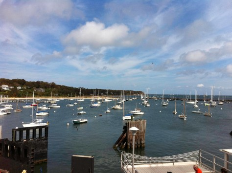 Vineyard Haven Harbor, MV