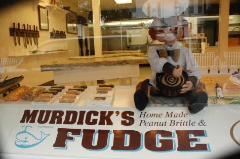 Murdicks Fudge, Edgartown