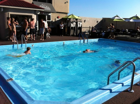 The Colonnade Hotel Rooftop Pool