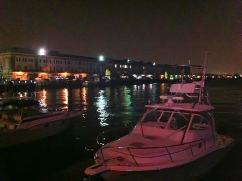 Seaport, Boston Harbor
