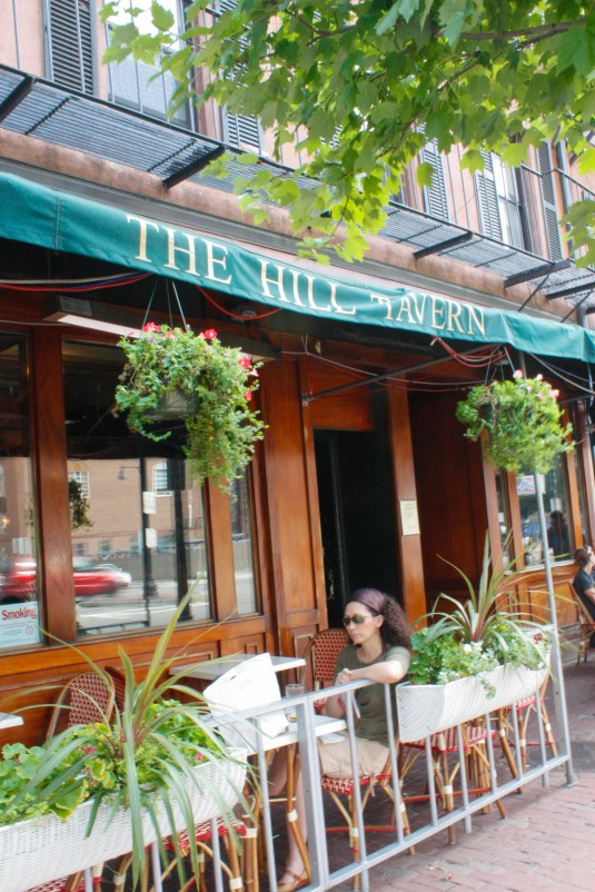 The Hill Tavern, Beacon Hill